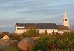 ST.PAUL'S ANGLICAN CHURCH,CHURHILL, MANITOBA