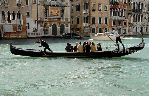 Venice, Italy - October 31, 2007 -- .Credit: Ron Sachs / CNP