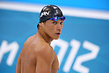 2012 Olympic Games - Swimming - Men's 200m Butterfly Heat