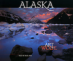 Over 130 images paired with essays from Nick Jans record the splendor of this great American wilderness. From the rainforests of the Southeast to snow-shrouded mountains to the northern expanses of the Brooks Range and beyond, Wolfe brings a painter's sensitivity to light, pattern, and composition in his photography of landscape and wildlife, and Alaska is his personal vision of a truly awesome landscape. Watermark does not appear on product.
