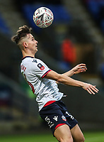 Bolton Wanderers' Pawel Olkowski<br /> <br /> Photographer Andrew Kearns/CameraSport<br /> <br /> Emirates FA Cup Third Round - Bolton Wanderers v Walsall - Saturday 5th January 2019 - University of Bolton Stadium - Bolton<br />  <br /> World Copyright &copy; 2019 CameraSport. All rights reserved. 43 Linden Ave. Countesthorpe. Leicester. England. LE8 5PG - Tel: +44 (0) 116 277 4147 - admin@camerasport.com - www.camerasport.com