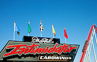 Carowinds, a Cedar Fair Entertainment Company amusement / theme park, in 2010 unveiled its Intimidator roller coaster, the tallest, fastest and longest coaster in the Southeast. The thrill ride was inspired by NASCAR race legend Dale Earnhardt. Manufactured by Bolliger & Mabillard of Switzerland, the aggressive thrill ride has capacity for 1,600 riders each hour, has a lift height of 232 feet, and reaches 80 miles per hour (80 mph). Rides on the Intimidator roller coaster last 3 minutes and 33 seconds.