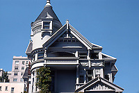 San Francisco: Haas-Lilienthal House, 2007 Franklin. 1886.  Photo '78.