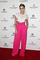 LOS ANGELES, CA - NOVEMBER 9: Kristen Stewart at the Los Angeles Premiere of Come Swim at the Landmark Theater in Los Angeles, California on November 9, 2017. Credit: November 9, 2017. Credit: Faye Sadou/MediaPunch /NortePhoto.com