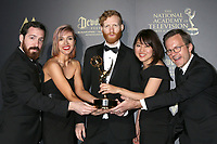 44th Creative Daytime Emmy Awards - Winners