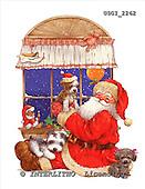 GIORDANO, CHRISTMAS SANTA, SNOWMAN, WEIHNACHTSMÄNNER, SCHNEEMÄNNER, PAPÁ NOEL, MUÑECOS DE NIEVE, paintings+++++,USGI2262,#X#