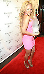 Recording Artist Kat DeLuna attends The House of Rémy Martin® celebrates the national launch of Rémy Martin® V - the brand's first CLEAR spirit at LAVO, NY 7/12/11