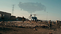 District 9 (2009)<br /> David James<br /> *Filmstill - Editorial Use Only*<br /> CAP/KFS<br /> Image supplied by Capital Pictures