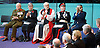 Greater London Assembly Annual Service of Remembrance<br /> at City Hall, The Queen's Walk, London , Great Britain <br /> 11th November 2016 <br /> <br /> Sadiq Khan&nbsp;<br /> The Mayor of London<br /> applause for members of the armed forces past and present at the service <br /> <br /> <br /> Tony Arbou<br /> Chairman of the London Assembly<br /> <br /> &nbsp;<br /> Those in attendance were:<br /> <br /> Wing Commander Mike Dudgeon OBE,<br /> <br /> Major General Ben Bathurst CBE, <br /> <br /> Sir Ken Knight CBE QFSM FIFireE, <br /> <br />  Air Marshall David Walker,<br /> <br /> <br /> Led by the Sub-Dean of Southwark Cathedral, The Revd Canon Michael Rawson, <br /> <br />  Bishop of London, the Rt Revd and Rt Hon Dr Richard Chartres,<br /> <br /> Transport for London Commissioner Mike Brown, <br /> <br /> Metropolitan Police Deputy Commissioner Craig Mackey <br /> <br />  London Fire Brigade Commissioner Ron Dobson <br /> &nbsp;<br /> Lord Singh CBE,<br /> <br /> Rabbi Miriam Berger, Finchley Reform Synagogue, <br /> <br /> Harun Khan, Muslim Council of Britain <br /> <br /> Dr Deesha Chadha, Hindu Forum of Britain <br /> <br /> Photograph by Elliott Franks <br /> Image licensed to Elliott Franks Photography Services