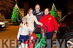 Casey kislosky, Alisa, Kislosky, Jennifer Kislosky, David Kisloky and Diane Dinsmore at the fireworks on Denny Street on Saturday night