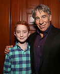 Stephen Schwartz and Tyler Hack attends the DGF Salon with Stephen Schwartz at the Uterberg Residence on May 1, 2017 in New York City.