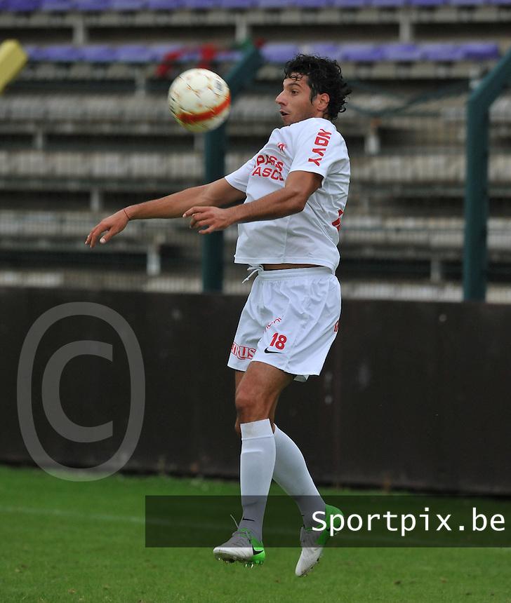 KV Kortrijk : Mario Carevic.foto VDB / BART VANDENBROUCKE