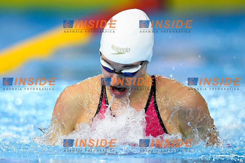 LECLUYSE Fanny BEL<br /> Women's 50m Breaststroke<br /> 13th Fina World Swimming Championships 25m <br /> Windsor  Dec. 6th, 2016 - Day01<br /> WFCU Centre - Windsor Ontario Canada CAN <br /> 20161206 WFCU Centre - Windsor Ontario Canada CAN <br /> Photo &copy; Giorgio Scala/Deepbluemedia/Insidefoto