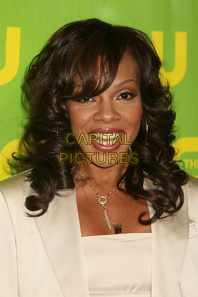 WENDY RAQUEL ROBINSON.The CW Winter TCA All Star Party at the Ritz Carlton Hotel, Pasadena, California, USA..January 19th, 2007.headshot portrait .CAP/ADM/BP.©Byron Purvis/AdMedia/Capital Pictures