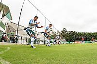 SAO PAULO, SP, 05.11.2013 - TREINO CT PALMEIRAS - O jogador do Palmeiras, Eguren, durante o treino no Centro de Treinamento do Palmeiras na Barra Funda, zona oeste da capital paulista nesta terça-feira (05). (Foto: Marcelo Brammer / Brazil Photo Press)