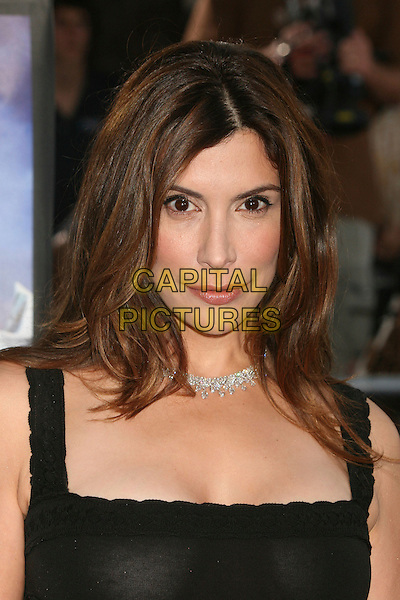 "JO CHAMPA.""Transformers"" Los Angeles Premiere at Mann's Village Theatre, Westwood, California, USA..June 27th, 2007.headshot portrait diamond necklace.CAP/ADM/BPC.©Brent Perniac/AdMedia/Capital Pictures"