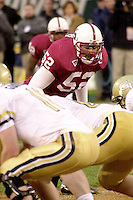 Anthony Gabriel during Stanford's loss to Georgia Tech on December 27, 2001 in Seattle, WA.<br />Photo credit mandatory: Gonzalesphoto.com