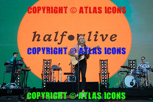 HALF ALIVE; Live: 2019<br /> Photo Credit: JOSH WITHERS/ATLASICONS.COM