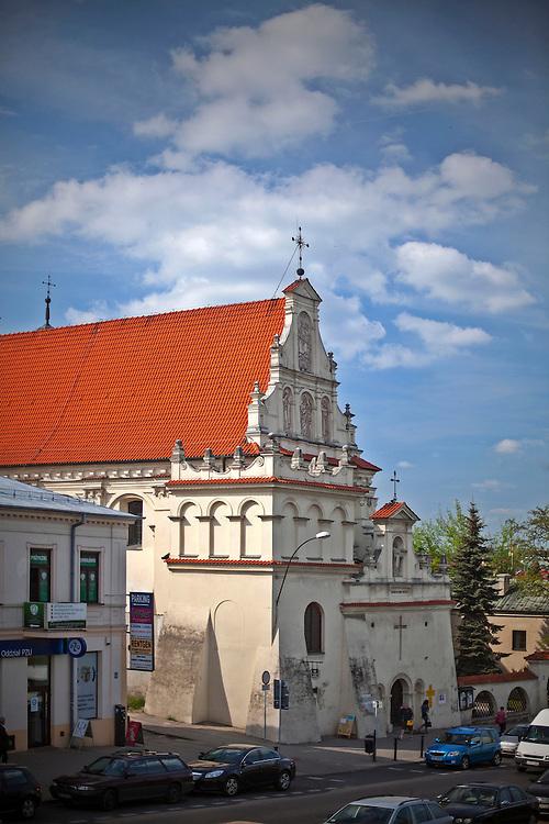 Kościół Karmelitów Bosych pw. św. Józefa Oblubieńca Najświętszej Marii Panny w Lublinie.