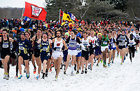 Wisconsin Cross Country | 2018 Photos at the University of Wisconsin - Madison by Greg Dixon