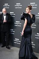 Albert WATSON,Gigi HADID,at the red carpet of the Pirelli Calendar launch 2019,Hangar Biccoca,MILANO,05.12.2018 Credit: Action Press/MediaPunch ***FOR USA ONLY***