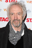 """Jonathan Pryce arrives for the premiere of """"The Stag"""" at the Vue Leicester Square, London. 13/03/2014 Picture by: Steve Vas / Featureflash"""