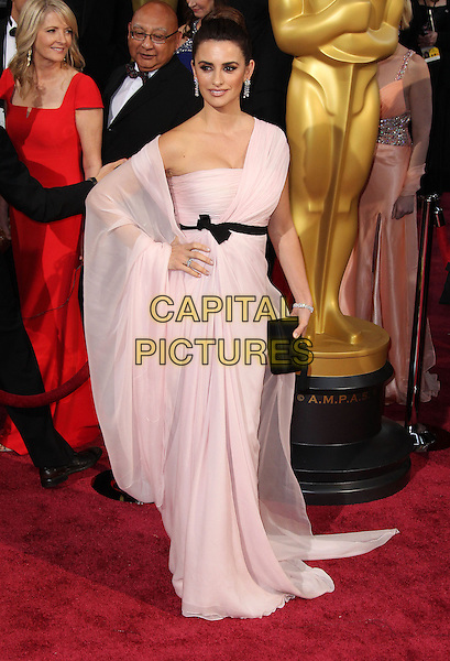 02 March 2014 - Hollywood, California - Penelope Cruz. 86th Annual Academy Awards held at the Dolby Theatre at Hollywood &amp; Highland Center. <br /> CAP/ADM/RE<br /> &copy;Russ Elliot/AdMedia/Capital Pictures