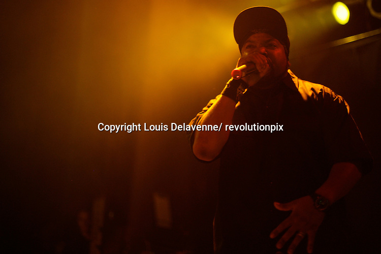 Ice Cube<br /> Los Angeles<br /> December 10 2009<br /> Ice Cube live on stage at the House of Blues on Sunset<br /> ID revpix 91210901
