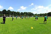 HAREN - Voetbal, Eerste Training FC Groningen  sportpark de Koepel, 01-07-2017,  overzicht training