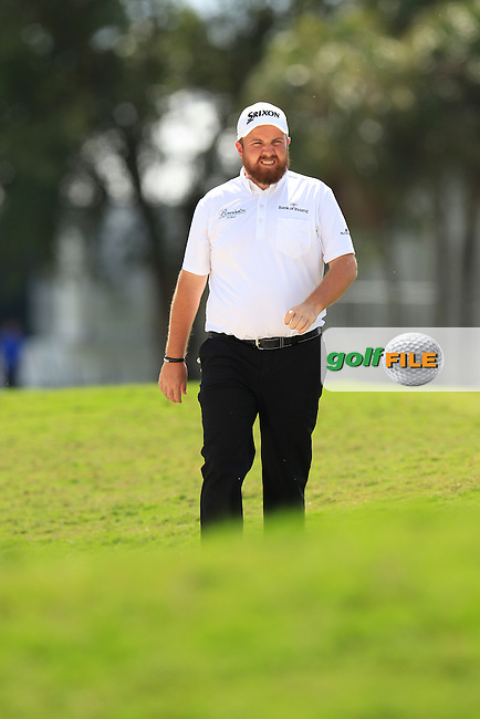 Shane Lowry (IRL) during the 2nd round at the WGC Cadillac Championship, Blue Monster, Trump National Doral, Doral, Florida, USA<br /> Picture: Fran Caffrey / Golffile
