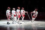 2009-10 NCAA Women's Hockey: North Dakota at Wisconsin
