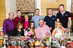 Clodagh  Hanafin, Tralee celebrates her 30th birthday with family and friends at the Brogue Inn on Sayurday Pictured front l-r Tina Lynch, Clodagh  Hanafin, Maurice Lynch, Lorraine Lynch, Back l-r John Faye, Jonathan Hanafin, Phil Hanafin, Bernard Lynch, Ray Hanafin and   Stephan Reidy