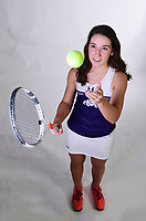 NWA Democrat-Gazette/SPENCER TIREY <br /> Mary Houston, Fayetteville (Class 7A state champion)