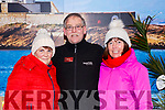 Attending the SuperValu Rock St Operation Transformation on Thursday evening last, l-r, Margaret Ryan, Jimmy Browne and Mary Ryle.