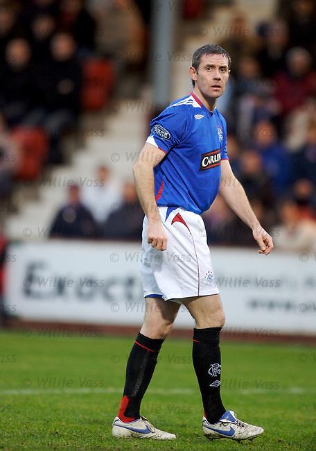 David Weir, Rangers.stock season 2006-2007.pic willie vass