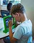 First Ipad/Steve Jobs school