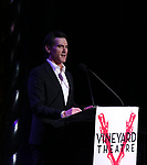 Billy Crudup on stage during the Vineyard Theatre Gala 2018 honoring Michael Mayer at the Edison Ballroom on May 14, 2018 in New York City.