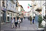 SETTIMO TORINESE - Via Italia.