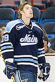 Brent Shepheard - The University of Maine Black Bears defeated the Michigan State University Spartans 5-4 on Sunday, March 26, 2006, in the NCAA East Regional Final at the Pepsi Arena in Albany, New York.