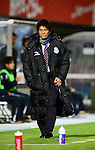 Hiroshi Jofuku (Ventforet),.APRIL 10, 2013 - Football / Soccer :.Ventforet Kofu head coach Hiroshi Jofuku during the 2013 J.League Yamazaki Nabisco Cup Group A match between Omiya Ardija 1-3 Ventforet Kofu at NACK5 Stadium Omiya in Saitama, Japan. (Photo by AFLO)