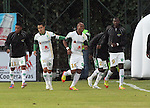 La Equidad  Vencio a Pasto en la liga postobon del Torneo Finalizacion del futbol colombiano