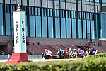 April 18, 2020:  7th race at Oaklawn Racing Casino Resort  on April 18, 2020 in Hot Springs, Arkansas. (Photo by Ted McClenning/Eclipse Sportswire/Cal Sport Media)