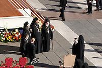 Citta del Vaticano.messa d'inizio del Ministero Pietrino di Papa Francesco.foto Ciuro De Luca