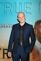 """LOS ANGELES - JAN 10:  Anthony Carrigan at the """"True Detective"""" Season 3 Premiere Screening at the Directors Guild of America on January 10, 2019 in Los Angeles, CA"""