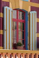 France, Pas-de-Calais (62), Côte d'Opale, Wimereux, station balnéaire - Villa Belle-Epoque , rue Léon Fayolle // France, Pas de Calais, Cote d'Opale (Opal Coast), Wimereux, seaside resort: Villa Belle-Epoque , rue Léon Fayolle