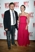 June 14 , 2012 Michael Chernus, Tammy Blanchard attends the MCC Theater's benefit reading of The Heart Of The Matter afterparty  at the Ramscale in New York City. © RW/MediaPunch Inc. NORTEPHOTO.COM<br />
