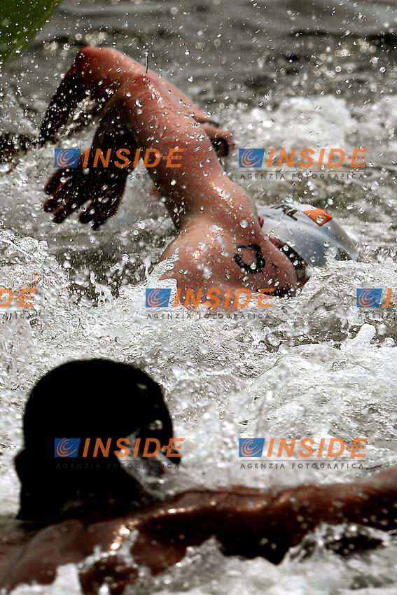 Chris BRYAN Ireland.Men's 5 Km Open Water.Shanghai 22/7/2011 .14th FINA World Championships.Foto Andrea Staccioli Insidefoto