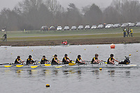 019 HamptonSchBC J14A.8x+..Marlow Regatta Committee Thames Valley Trial Head. 1900m at Dorney Lake/Eton College Rowing Centre, Dorney, Buckinghamshire. Sunday 29 January 2012. Run over three divisions.