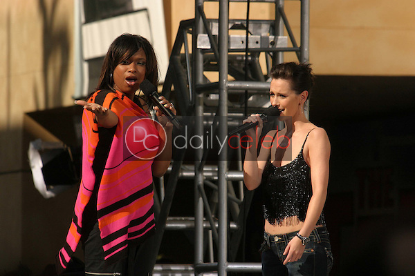 Jennifer Hudson and Jennifer Love Hewitt