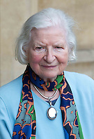 Author P D James